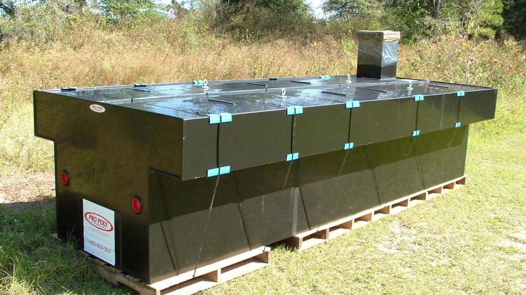 Polypropylene Water T-Tank 2