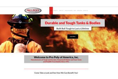 Pro Poly Webpage Image